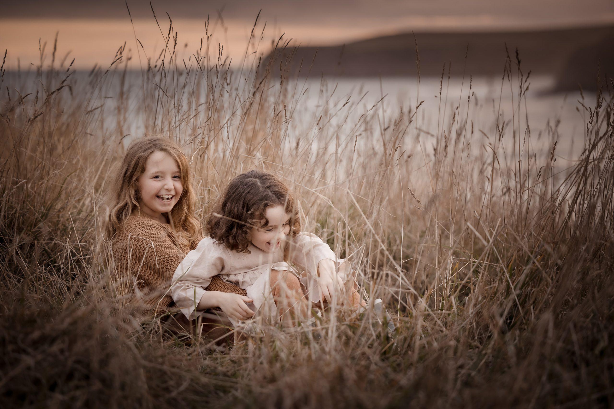 Flinders_sunset_children_Photography